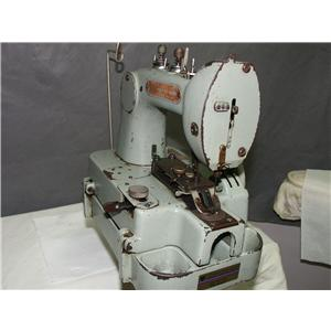 CHANDLER HAND BUTTON MACHINE ** USED WITH PEDESTAL Industrial Sewing
