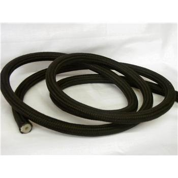 3-PLY BLACK SILICONE STEAM HOSE  AU00166N