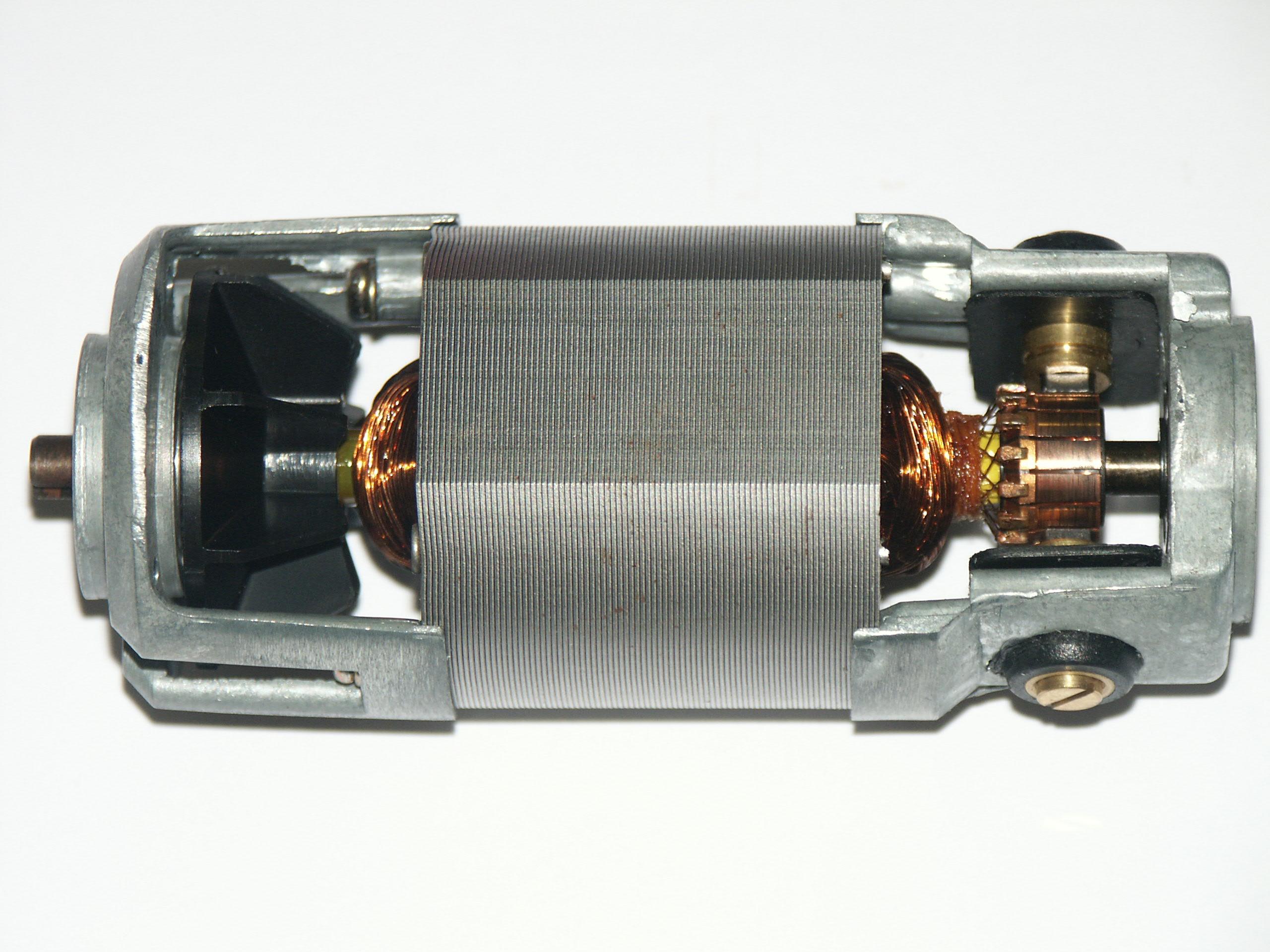 MOTOR ASSM. (110V & 220V) AS5003
