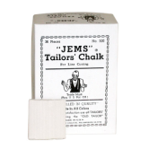 """JEMS"" CLAY TAILORS CHALK AU00066N"